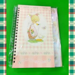 Precious Moments Notebook