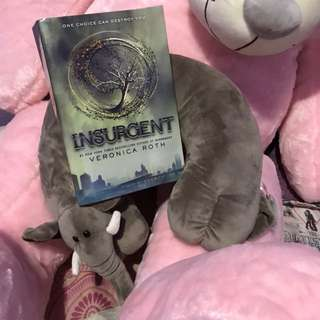 Insurgent (International Edition) by Veronica Roth