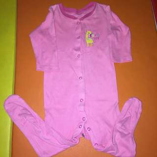preloved mothercare sleepsuit