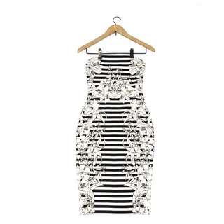 ANN TAYLOR Midi Bodycon Dress