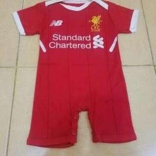 Liverpool baby apparel