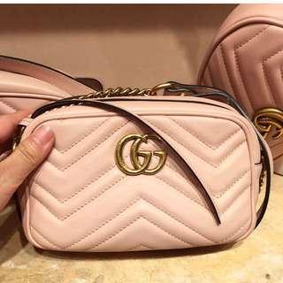 Gucci GG Marmant mini bag 全新現貨