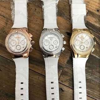 Brand New Technomarine Diamond Chronograph