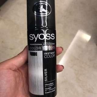 Syoss color spray