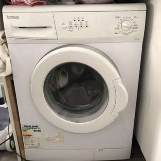 洗衣機 豐澤牌 前置式 薄身洗衣機