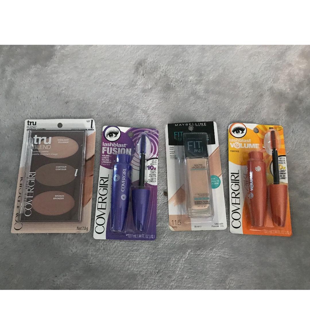 $3 each makeup