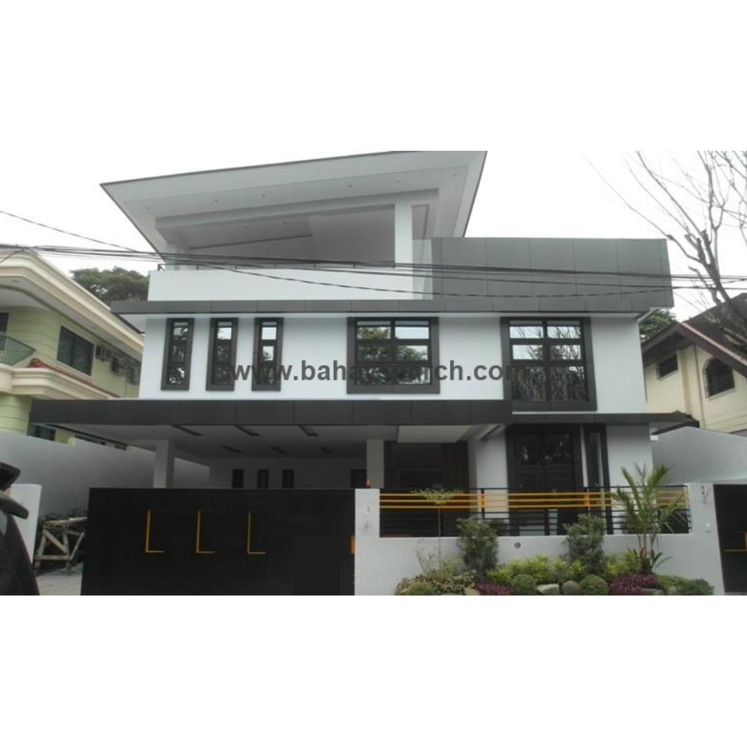 MANSION Quezon City AYALA HEIGHTS CAPITOL HILLS House and Lot For Sale