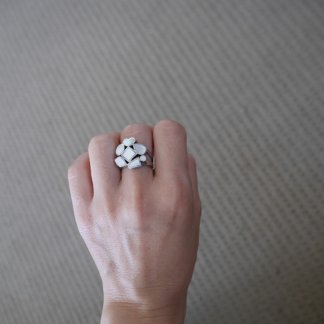 925 silver rings (17.3mm)