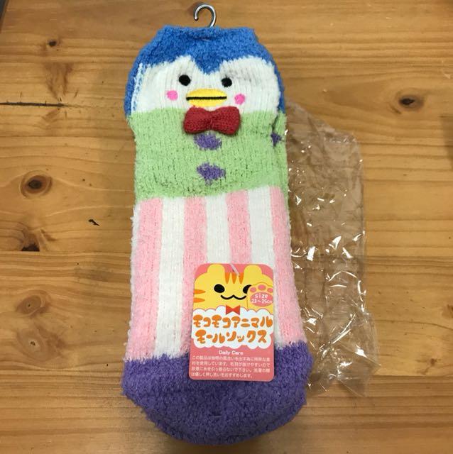 企鵝暖暖襪