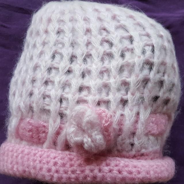 寒流來襲 女用毛線帽