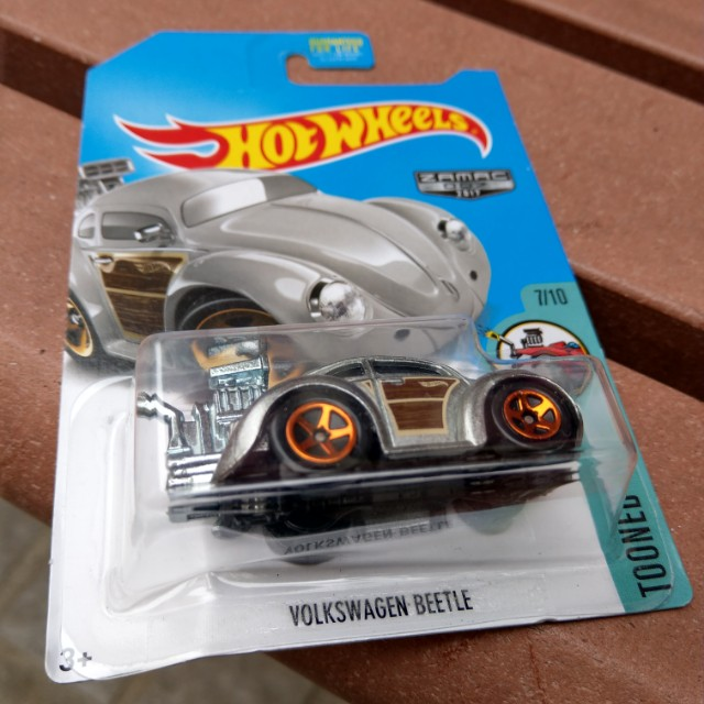美版 hot wheels zamac volkswagen beetle