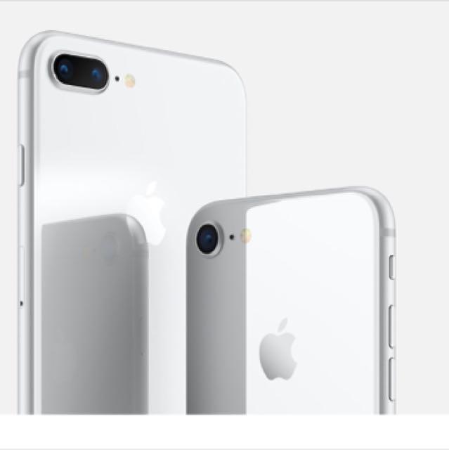 ✨全新✨ iphone8plus 256g銀/黑/金