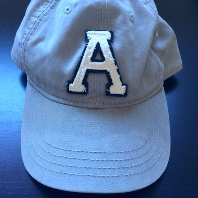 Abercrombie & Fitch adjustable cap