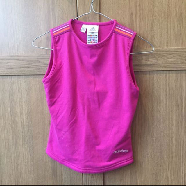 Adidas Athletic Top Size XS