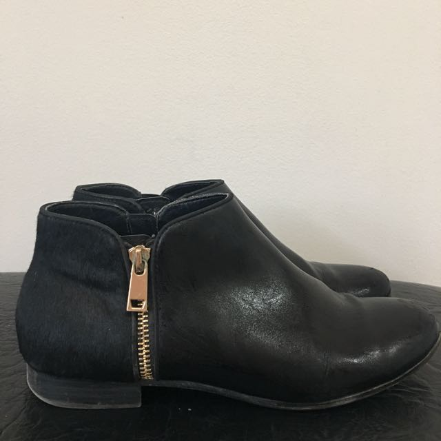 Aldo Leather Ankle boots