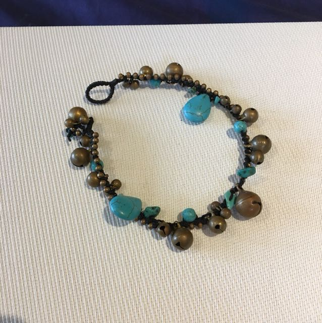 Anklet with Bells
