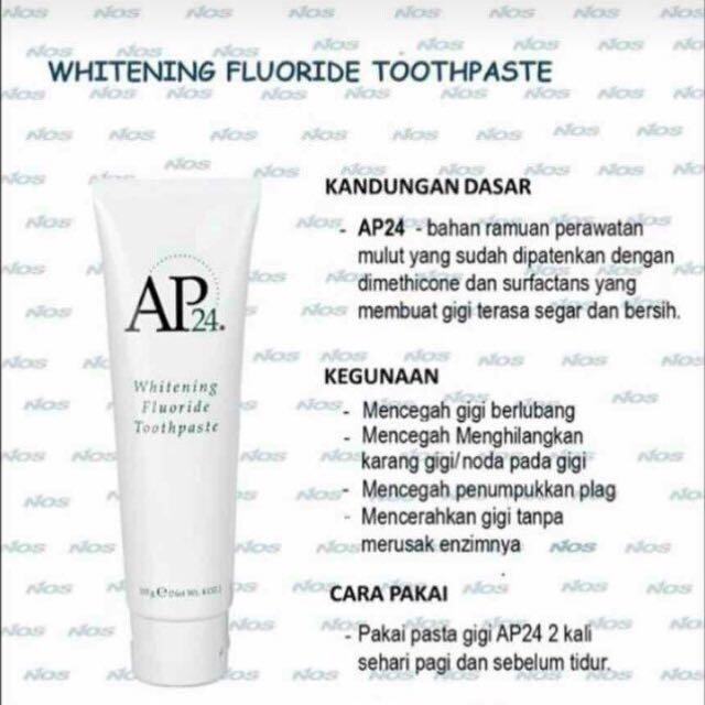 AP24 Nu Skin
