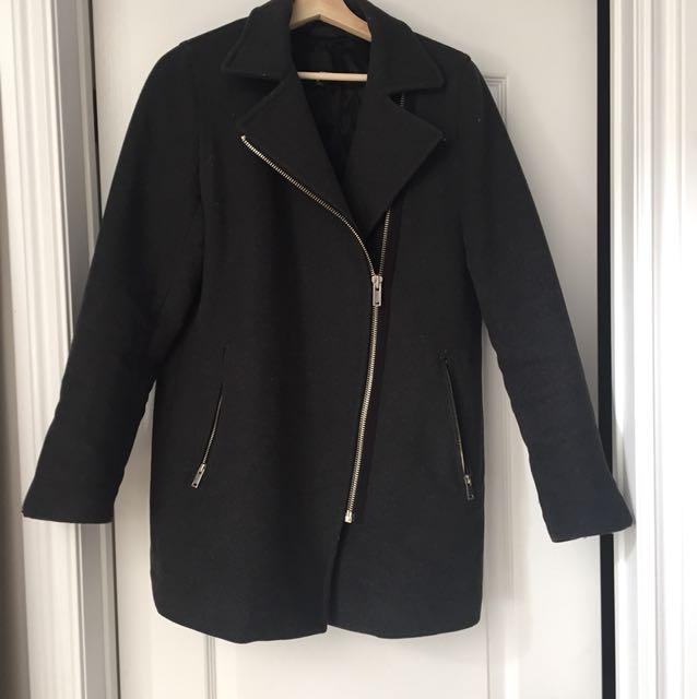 Aritzia Wilfred Free Lei Lei Coat
