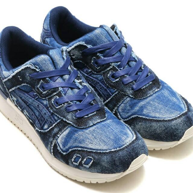 new product bf6be f52c3 🆕Asics Gel-Lyte III Indigo Blue H7D3N-4949
