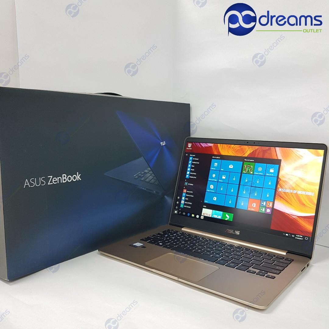 """ASUS UX430UA - GV154T [i5/8GB/256GB SSD/14"""" FHD] [FACTORY REFRESH]"""