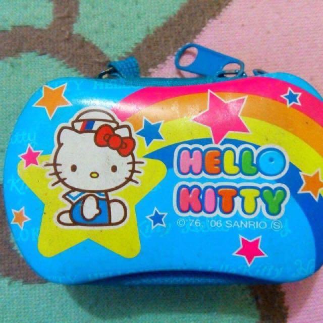 Authentic Hello Kitty Wallet