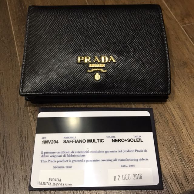 ... order authentic prada multi colour saffiano wallet for sale 1mv204 luxury  bags wallets on carousell 91c18 7eeca00100492