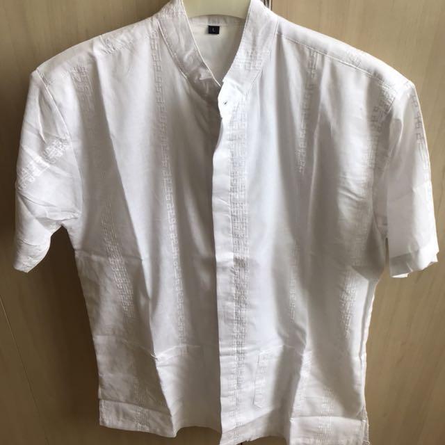 Baju Koko Bordir [ harga grosir ]