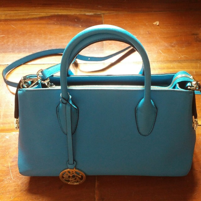 Banlear turquoise with sling Bag c5ca1ab17ce79
