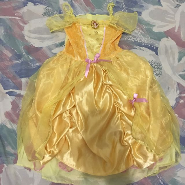 Belle and Cinderella Dresses/Gowns