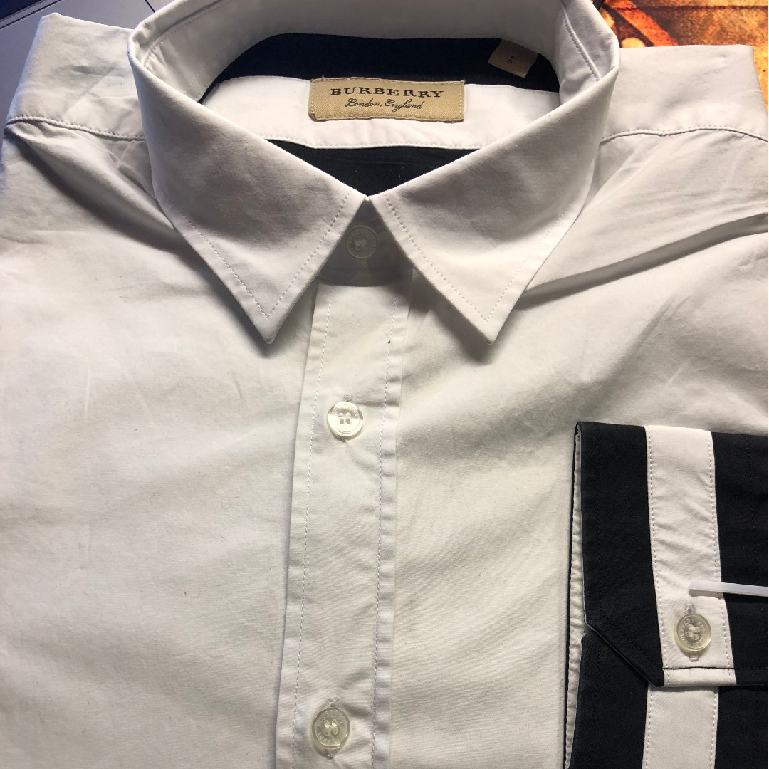 Brand New Unauthorized Authentic Burberry Shirt,