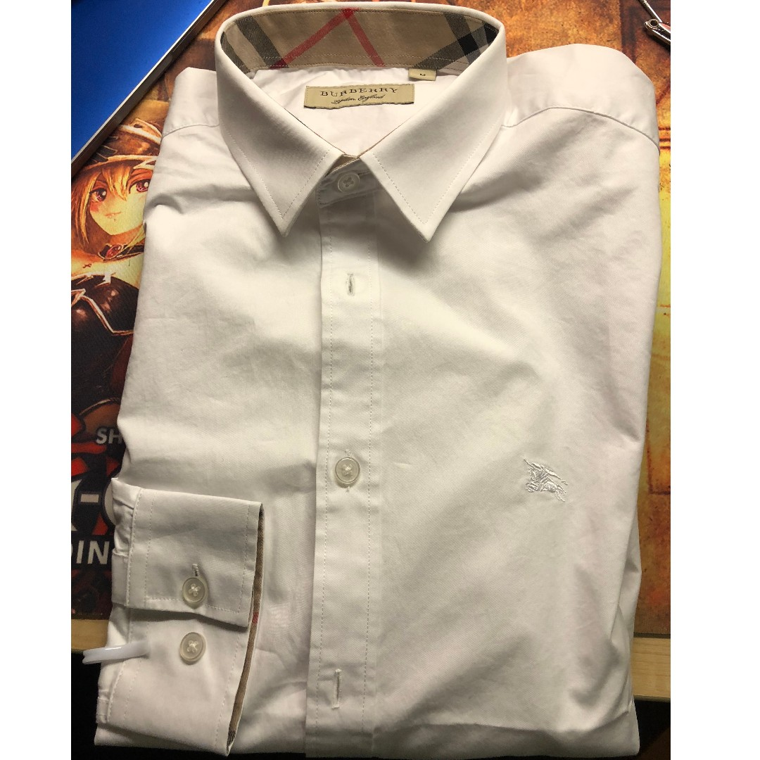 Brand New Unauthorized Authentic Burberry Shirt