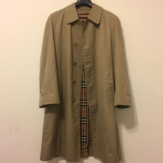 burberry 經典風衣