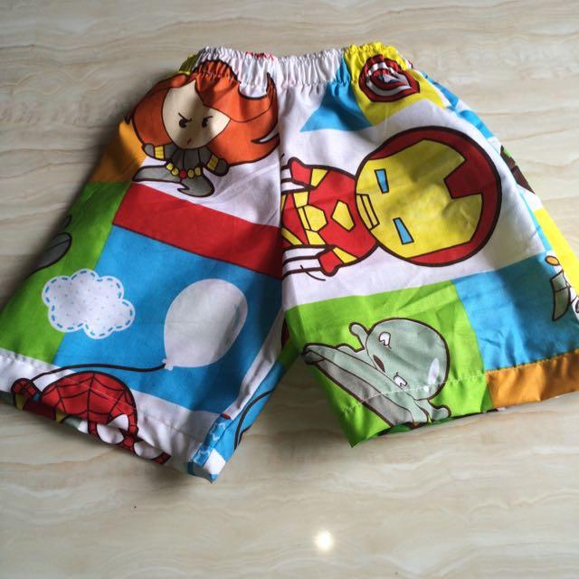 Celana Anak Print