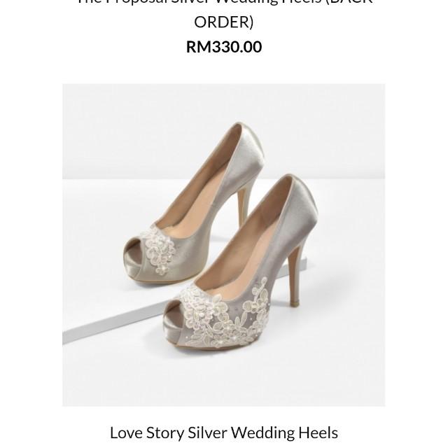 1b4d8c673a4 Christy Ng Heels- Bridal   Wedding   Prom