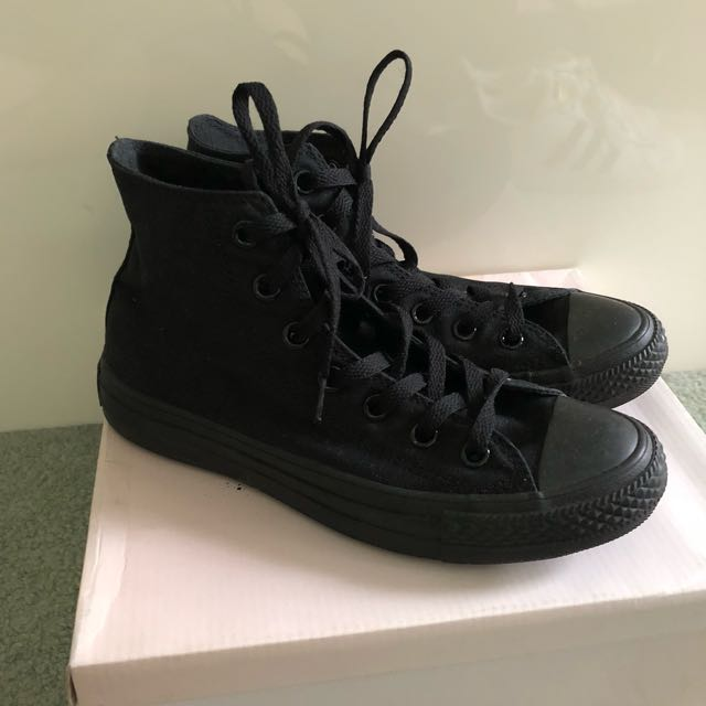 d69a10f08df7 Chuck Taylor All Star Classic Colour High Top Black