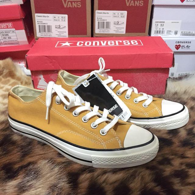 f1d605cea79d Converse Chuck Taylor 70 s Ox Sunflower