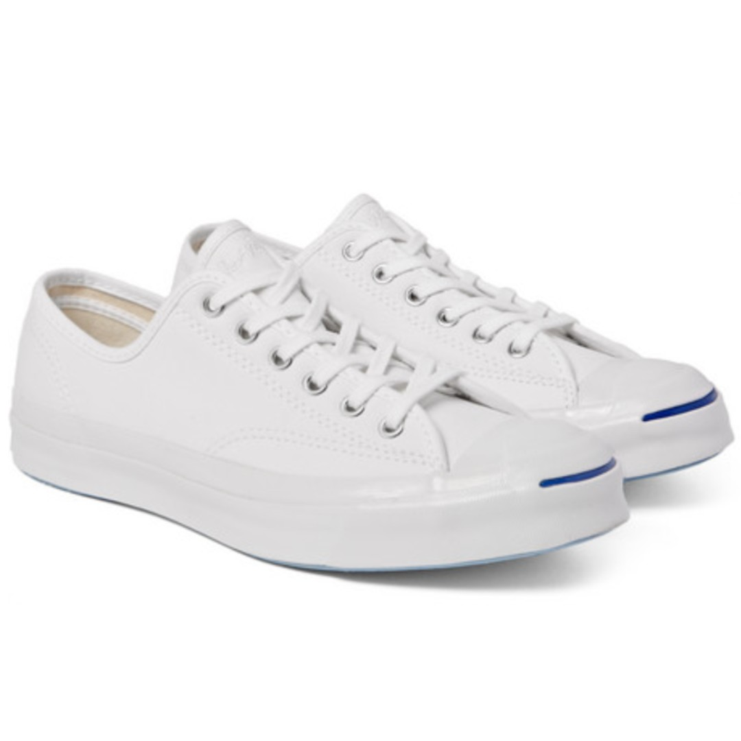0367355d87eb CONVERSE Jack Purcell Signature Canvas Sneakers