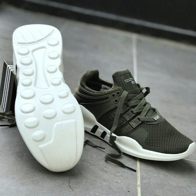 info for ede8b cb0f3 Copy Ori : Adidas EQT Green White