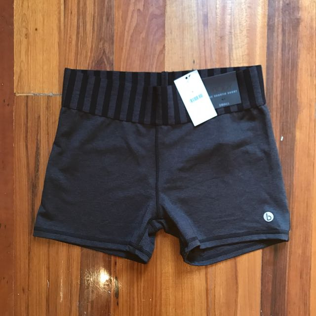 Cotton on exercise shorts size small