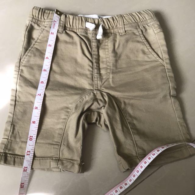 Cotton On Kids Khaki Shorts