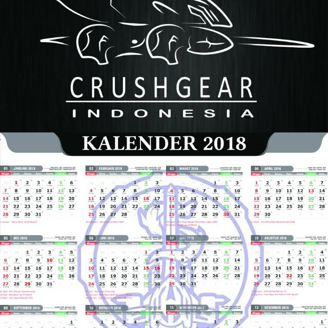 Custom Kalender