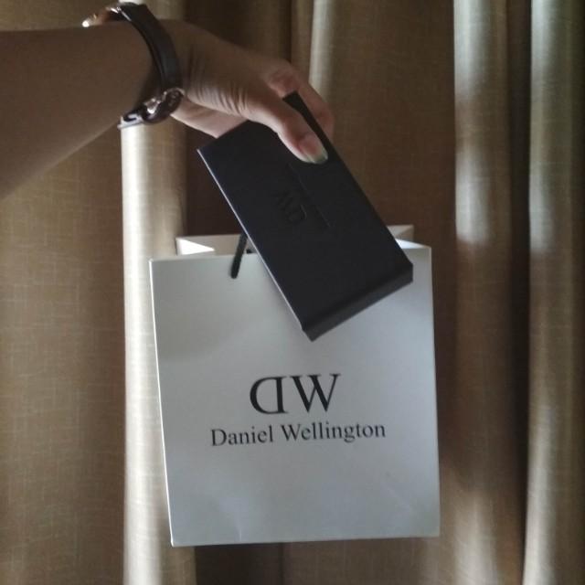 Dapper bristol Daniel wellington