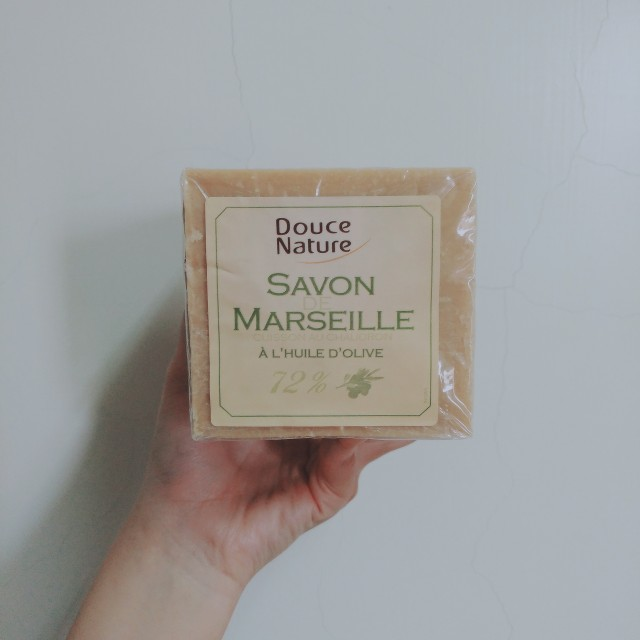 DOUCE NATURE馬賽皂