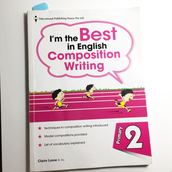 EPH Im the best in english composition writing