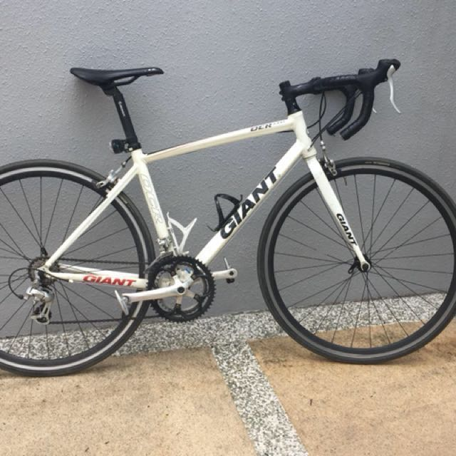 Giant race bike, Bicycles & PMDs, Bicycles on Carousell