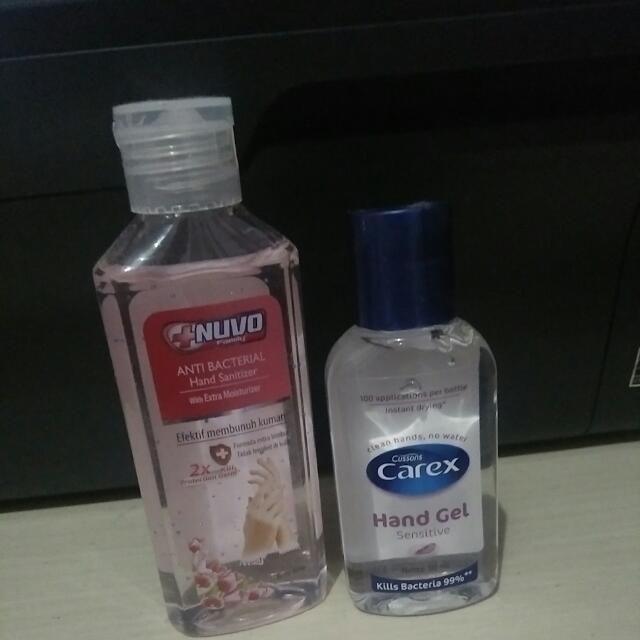 Hand Sanitizer 17k For Two!