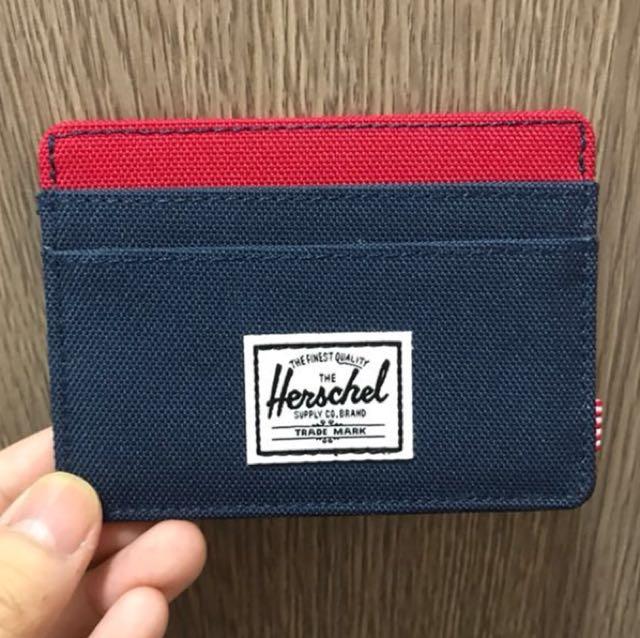 Herschel Card Holder