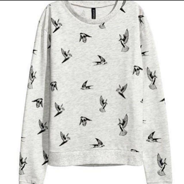H&M Sweatshirt Mockingjay