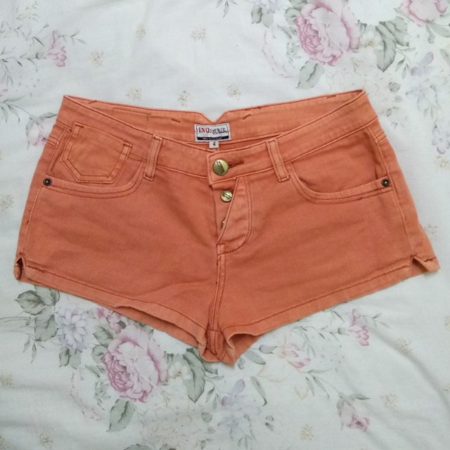 Industrie Wash Off Shorts