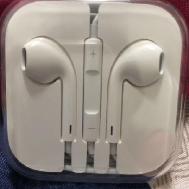 Iphone5/6/se 蘋果原廠耳機